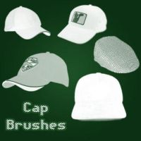 Cap Brushes by remygraphics