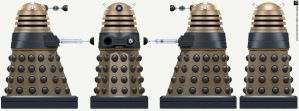 New Paradigm Dalek Eternal by Librarian-bot