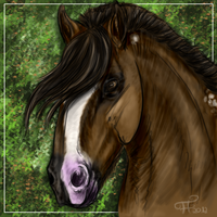 Remington Portrait by FallenChocoCookie