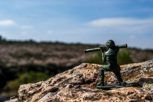 toy soldier alone by danydarkfolkblues