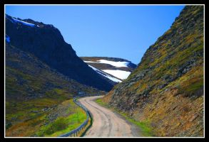 Road To The Arctic Ocean 010a by ximocampo