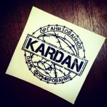 KARDAN sticker by Wator