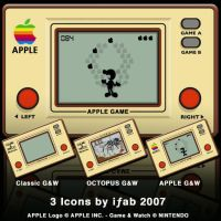 Game and Watch - Icons by iFab