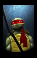 Donnie Speed Paint by Ninja-Turtles