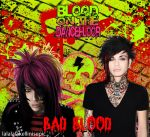 Bad Blood Album Art Version 2 by lalalalakellinisepic