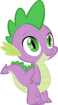 Spike by Pegasus-Drake