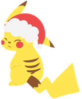 Merry pikaChumas by Toasterbots