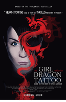 Girl With the Dragon Tattoo by The-Concept-Artist