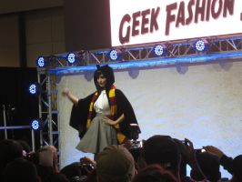Comikaze Expo 2014: Geek Fashion Show 13 by iancinerate