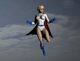 Power Girl by Proto11