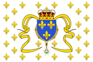 Kingdom of France - flag by Neethis