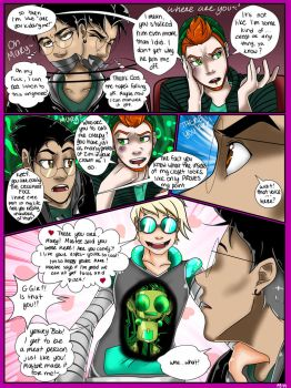 Self Discovery Chapter 3 pg14 by NotYourTherapist