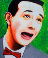 Pee Wee Portrait 2 by ArtSoteria
