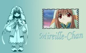 Mireille's Wallpaper by Amai-Namine