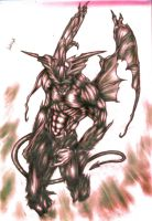 devilman by LatimersLust