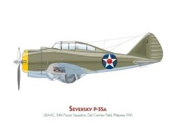 P-35A by MercenaryGraphics