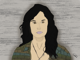 Tribute to Lori Grimes by Gotchabad