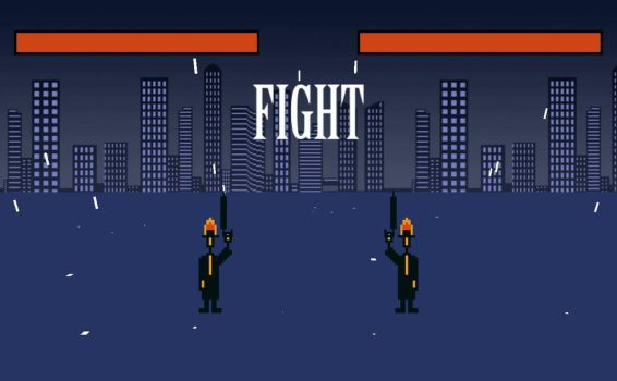 Fighting Game Prototype for Super BR Jam by emanuelmaues