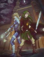 Zelda - Threshold by Eponymous1