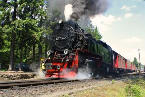 HSB Full Steam by ZCochrane