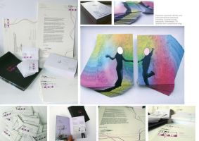 self promotional stationary by thematthewholland