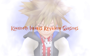 KingdomHearts Keyblade Cursors by anotherfirename