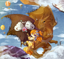 PKMNation - Balloon Ride! (Week 2, mission 1) by Daffupanda