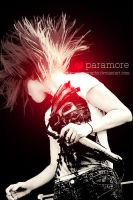 i love PARAMORE by xxecchangraphy