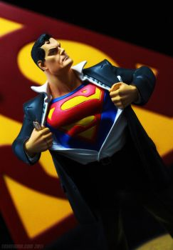 This is a job for Superman by toyrewind