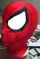 spider girl mask update  pic 2 by animeloving-Okami