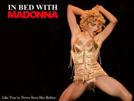 In Bed With Madonna wallpaper by Denjo-Reloaded
