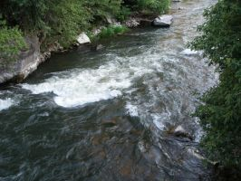 The River 6 by AmbiePetals-Stock