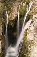 Rocky Waterfall 6330814 by StockProject1
