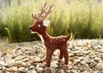 Deer soft toy by hontor