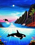 Night of the Orca by Lambieb123