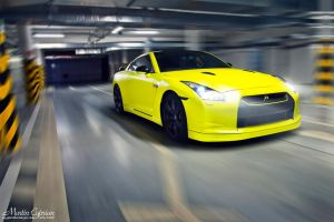 Banana Eater GTR by CypoDesign