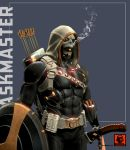 Taskmaster Redesign by GhoulBiz