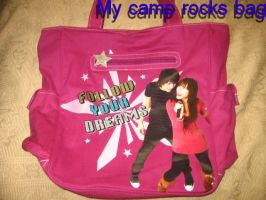 camp rock bag by Kalina--18