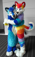 Furries Brighten Everything by CinemaSpeaks