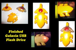Meta Knight Sword USB Flash Drive Finished! by ureshiirisu