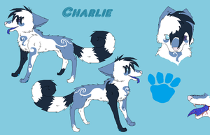 Charlie Icon by J-Wolvie