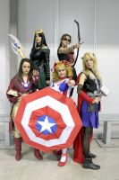 Avengers Assemble by Aires89