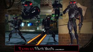 BlackManta Raven  Download by MaesterLee