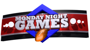 Monday Night Games by Milomax27