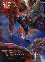 ABCWARRIORS pinup by LiamSharp