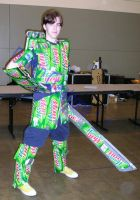 Mt Dew Man by Ryaven