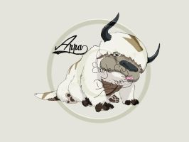 Appa AvatarThe Last Air Bender by Eagle-Cry-Designs