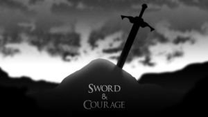 Sword and Courage by BrianAntonio