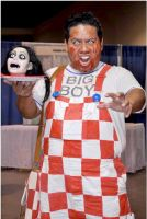 Zombie Big Boy Cosplay by Pabloramosart