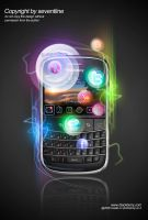 Blackberry Bold by seventline